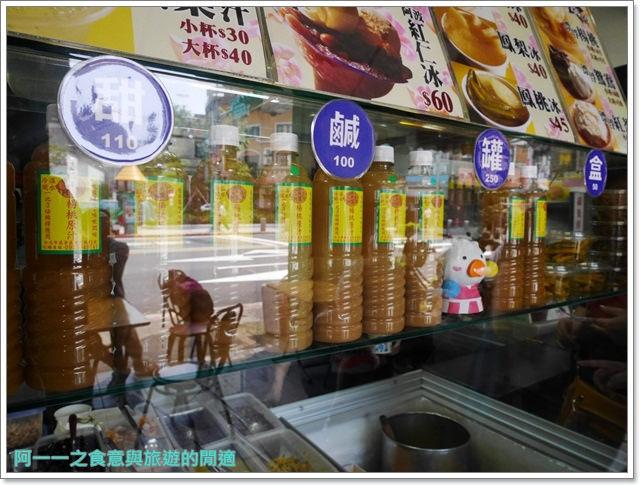 西門町美食小吃施福建好吃雞肉楊桃冰阿波伯冬仙堂楊桃汁飲料老店image019