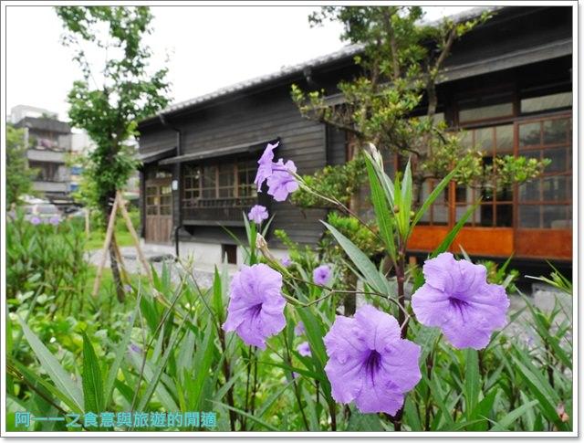 宜蘭羅東美食老懂文化館日式校長宿舍老屋餐廳聚餐下午茶image047