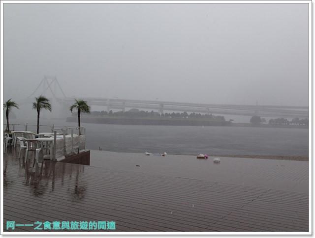 東京景點御台場海濱公園自由女神像彩虹橋水上巴士image023