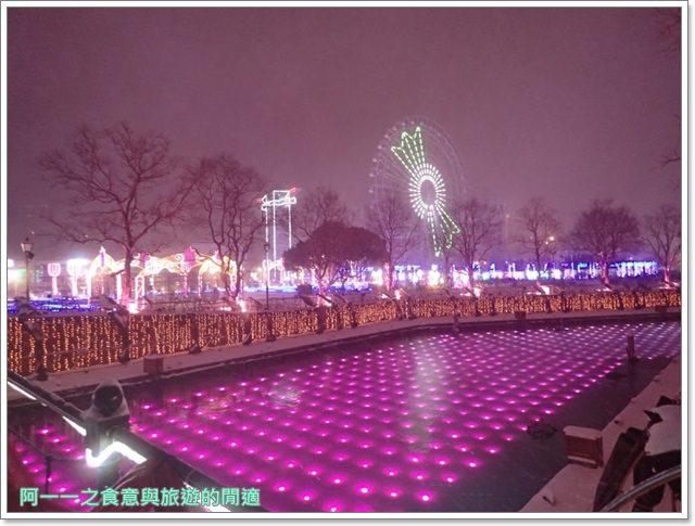 九州旅遊.豪斯登堡.光之王國.雪.日本.主題樂園image055