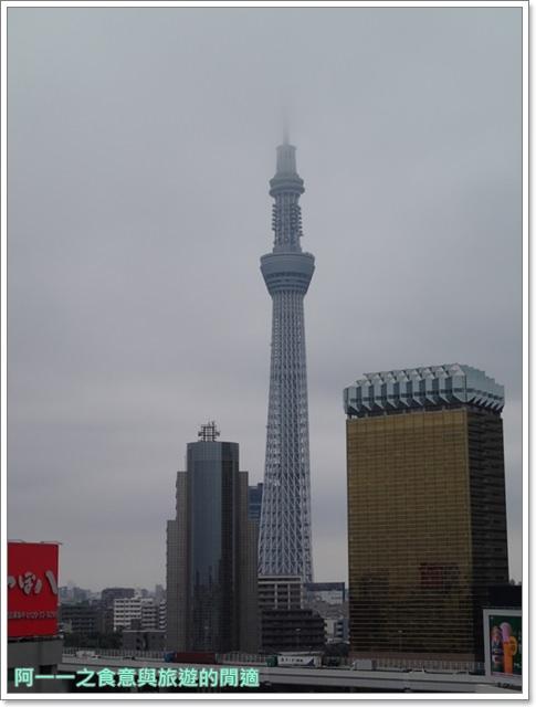 日本東京自助旅遊淺草文化觀光中心晴空塔image029