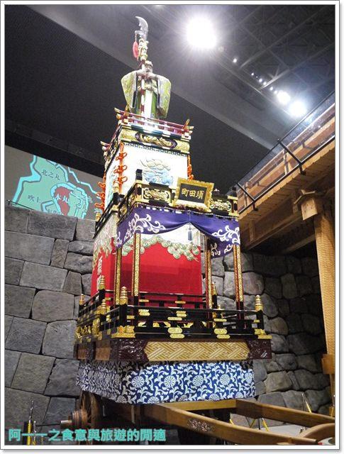 日本東京自助景點江戶東京博物館兩國image016