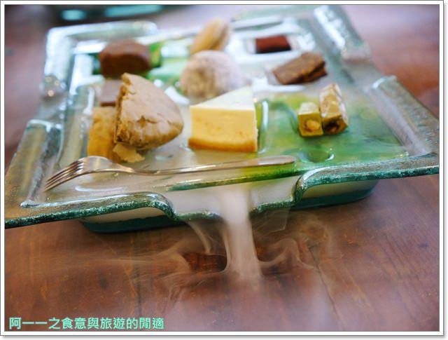 木柵貓空纜車美食下午茶貓茶町鐵觀音霜淇淋夢幻茶菓image047