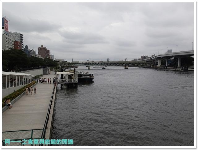 晴空塔天空樹日本東京自助旅遊淺草吾妻橋image009
