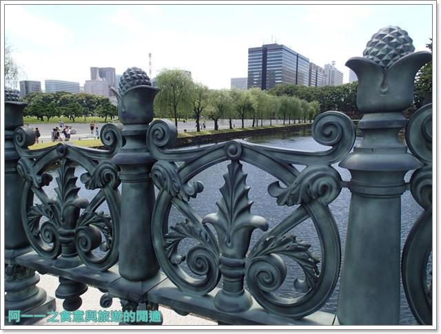 日本東京旅遊自助皇居外苑二重橋櫻田門和田倉噴水公園image026
