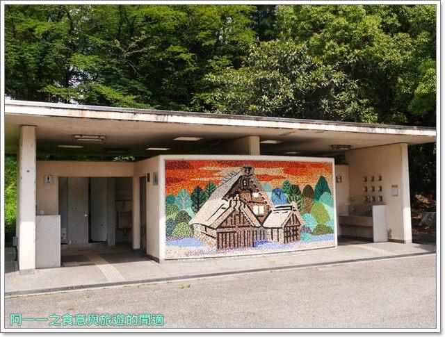 大阪親子景點.日本民家集落博物館.服步綠地.古蹟.老屋image025