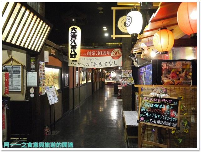 日本東京自助兩國相撲美食火鍋八百八町image010