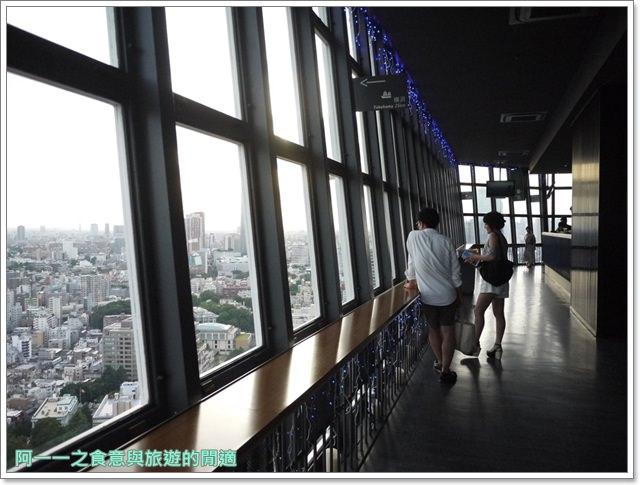 日本東京旅遊東京鐵塔芝公園夕陽tokyo towerimage015