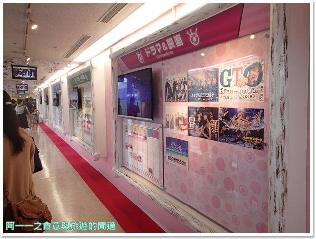 日本旅遊東京自助台場富士電視台hero木村拓哉image014