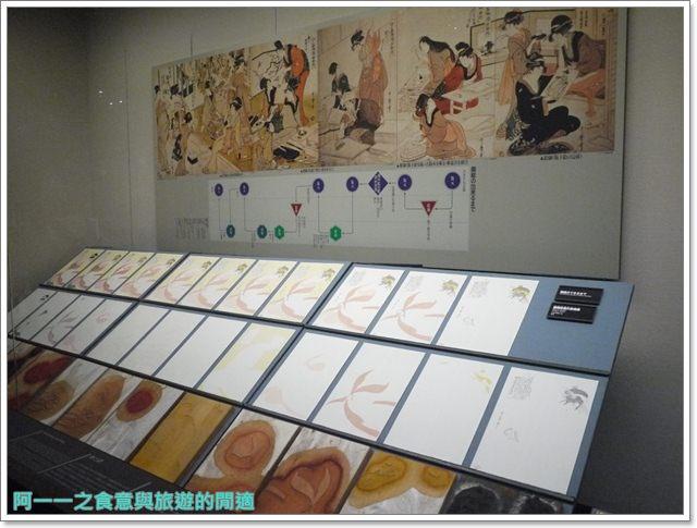 日本東京自助景點江戶東京博物館兩國image071