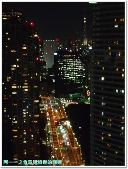 東京景點夜景世界貿易大樓40樓瞭望台seasidetop東京鐵塔image025