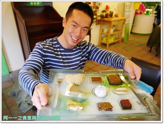 木柵貓空纜車美食下午茶貓茶町鐵觀音霜淇淋夢幻茶菓image048