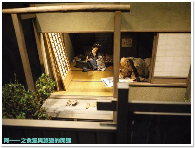 日本東京自助景點江戶東京博物館兩國image067