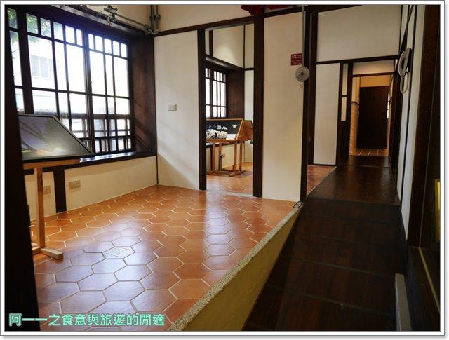台中文學館.第五市場阿義紅茶冰.日式建築.古蹟.台中文學公園image018