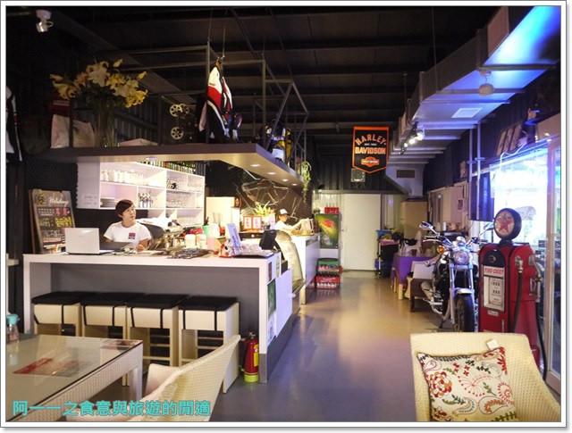 三芝美食美式料理漢堡鐵皮屋餐坊重機主題餐廳聚餐image012
