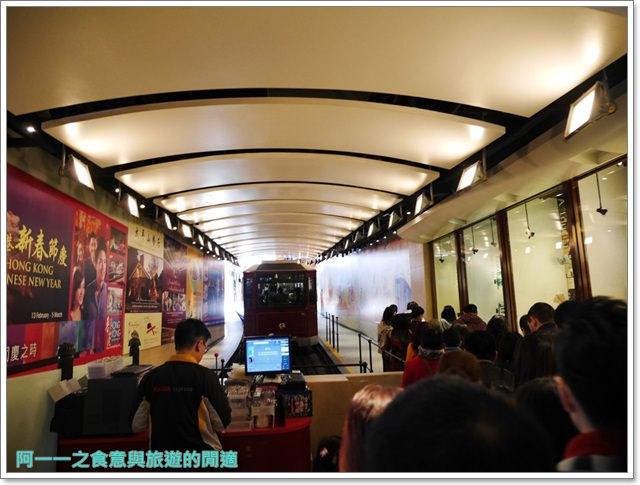 香港旅遊太平山夜景山頂纜車聖約翰座堂凌霄閣摩天台山頂廣場image039