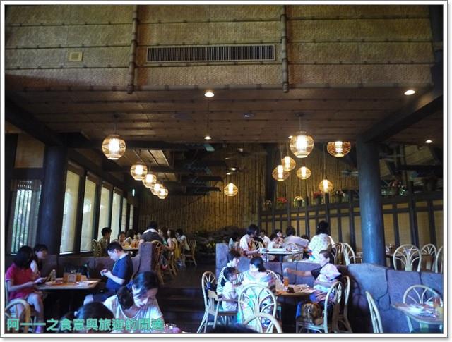 東京迪士尼樂園美食午餐秀煙燻火雞腿波里尼西亞草壇餐廳image018
