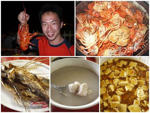 台東蘭嶼 魚魚魚鱻渡假村 餐點篇~阿一一海寶蘭嶼潛水之旅