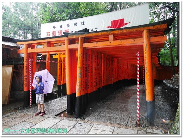 伏見稻荷大社.京都神社.千本鳥居.日本關西自助旅遊image029