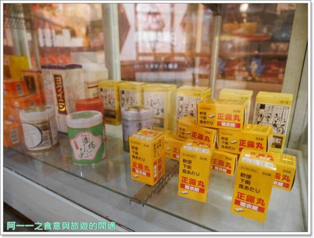 台北西門町景點日藥本舖博物館老屋昭和時期免費阿一一image020