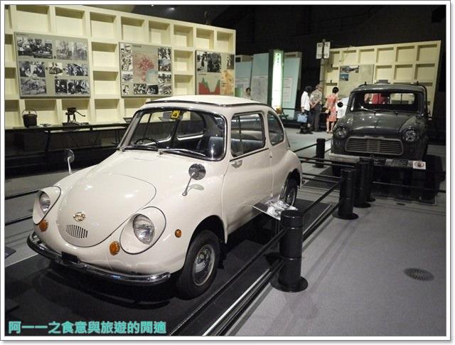 日本東京自助景點江戶東京博物館兩國image085