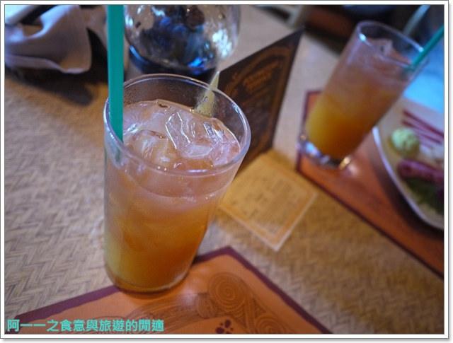 東京迪士尼樂園美食午餐秀煙燻火雞腿波里尼西亞草壇餐廳image022