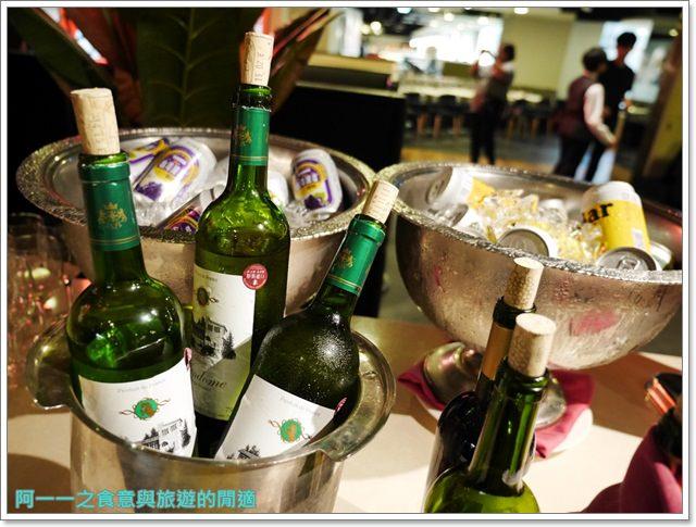 台北車站美食凱撒大飯店checkers自助餐廳吃到飽螃蟹馬卡龍image057