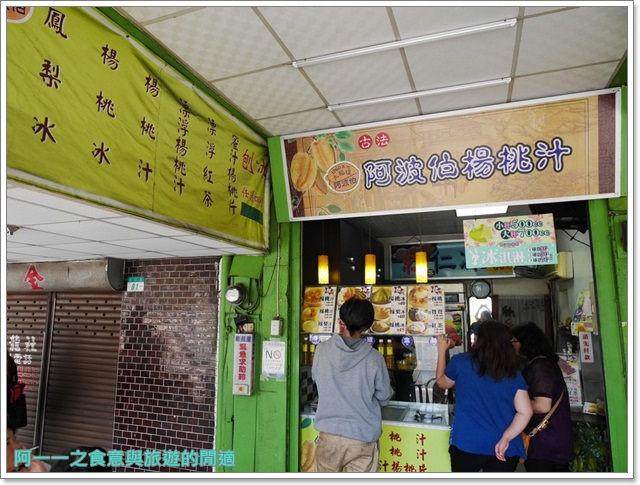 西門町美食小吃施福建好吃雞肉楊桃冰阿波伯冬仙堂楊桃汁飲料老店image015