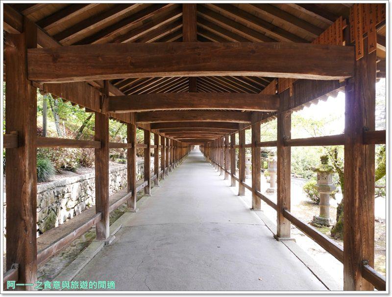 日本岡山旅遊.吉備津神社.桃太郎.迴廊.image056