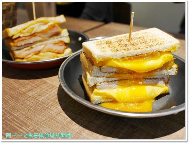 餓店碳烤吐司.捷運三重國小站.美食.早餐.雙倍起司肉蛋image001