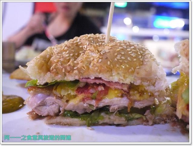 三芝美食美式料理漢堡鐵皮屋餐坊重機主題餐廳聚餐image046