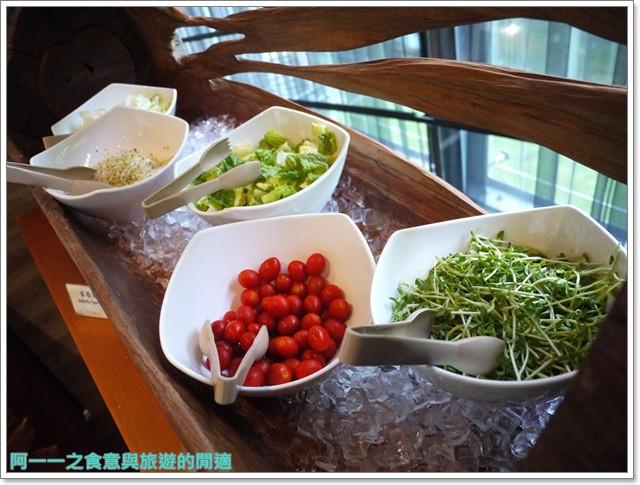 苗栗美食泰安觀止溫泉會館下午茶buffet早餐image033