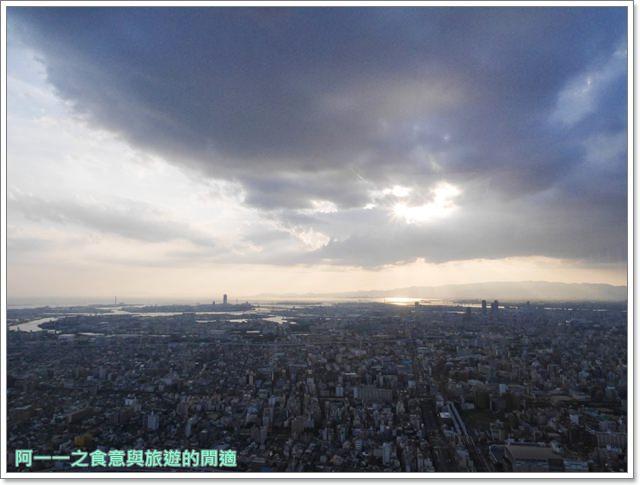 大阪景點.阿倍野展望台.harukas300.夜景.夕陽.天王寺image034