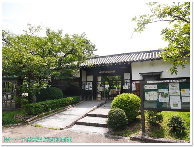 大阪親子景點.日本民家集落博物館.服步綠地.古蹟.老屋image026