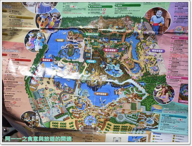 東京迪士尼海洋 Tokyo DisneySea 阿一一image014