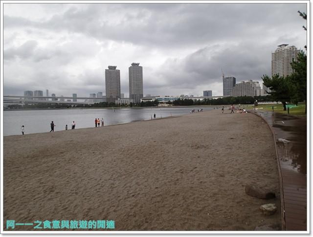 東京景點御台場海濱公園自由女神像彩虹橋水上巴士image010