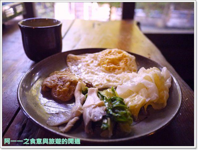 苗栗三義民宿卓也小屋蔬食餐廳藍染image143