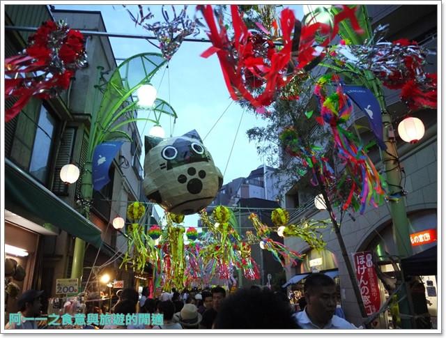 東京祭典阿佐ヶ谷七夕祭り花燈阿佐谷小吃image043