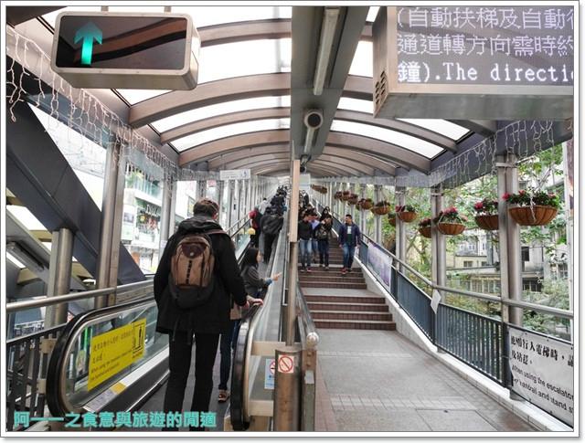 香港景點中環半山手扶梯叮叮車中環街市逛街image015