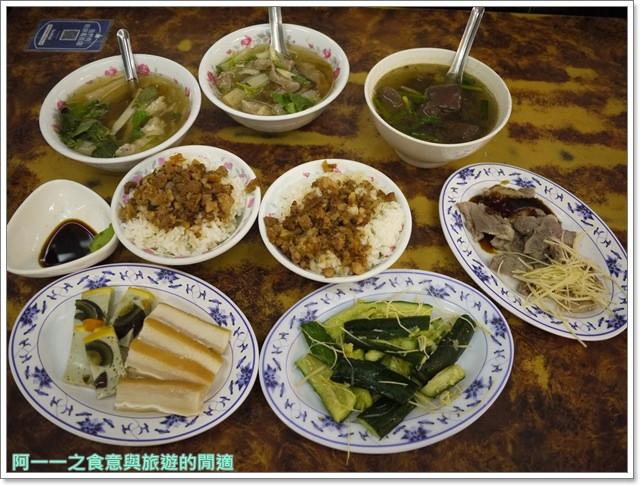 西門町美食李記宜蘭肉焿特殊口味豬血湯image029