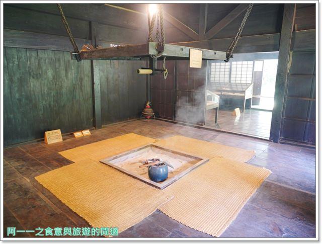 大阪親子景點.日本民家集落博物館.服步綠地.古蹟.老屋image063