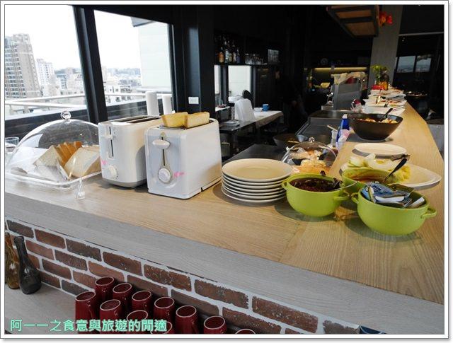 台中逢甲夜市住宿默砌旅店hotelcube飯店景觀餐廳image056