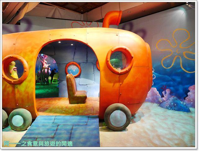 捷運中正紀念堂景點櫻花海綿寶寶暢遊比奇堡特展image012