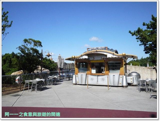東京迪士尼海洋美食duffy達菲熊午餐秀gelatoniimage014