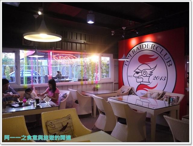 三芝美食美式料理漢堡鐵皮屋餐坊重機主題餐廳聚餐image014
