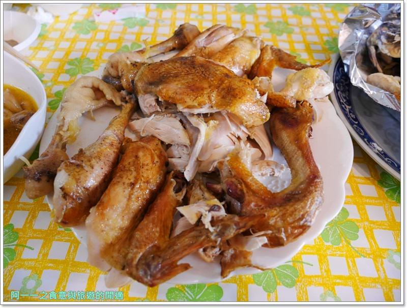 花蓮無菜單料理.美食.兩津農莊食堂.烤魚.桶仔雞.image021