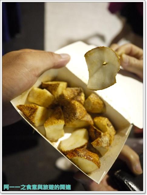 士林夜市美食小吃干貝燒丁香旗魚串爆漿杏鮑菇image020