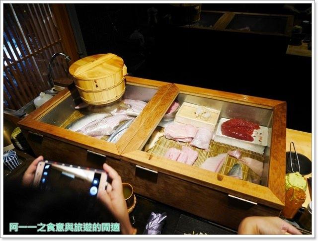 初魚料亭.無菜單料理.捷運東門站美食.師大夜市.日式料理.鐵板燒image009