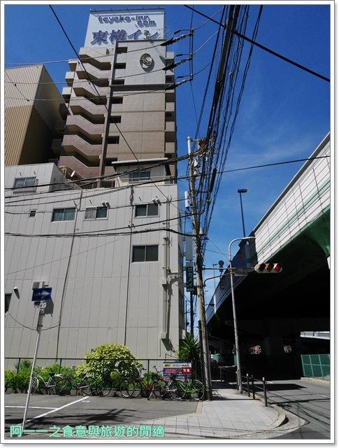 大阪飯店推薦.天神祭.東橫inn.大阪梅田東.平價.早餐image009