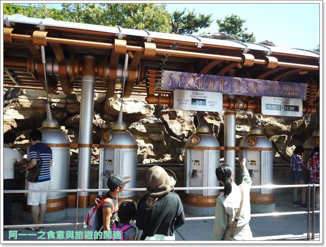 東京迪士尼海洋 Tokyo DisneySea 阿一一image029